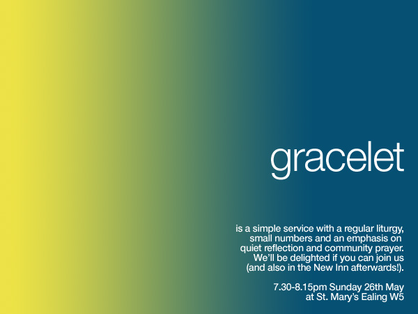 gracelet 26th may