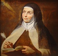 St Teresa of Avila picture