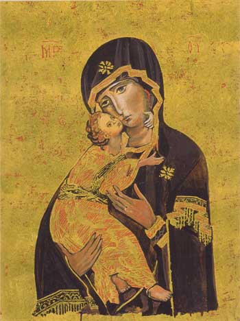 Vladimir - Virgin of loving tenderness