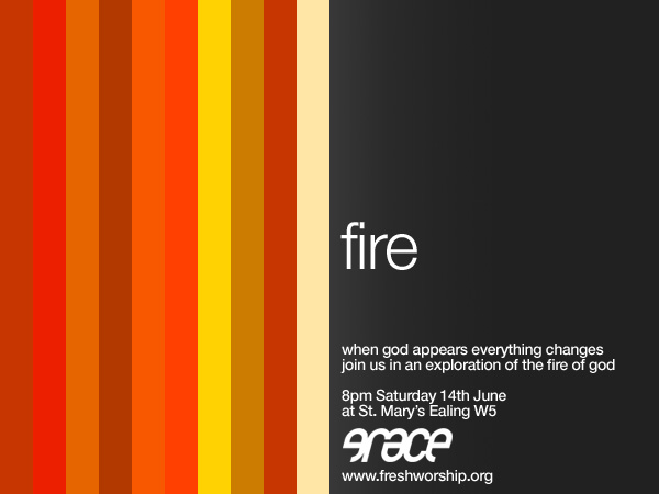 Fire June 2014 flyer