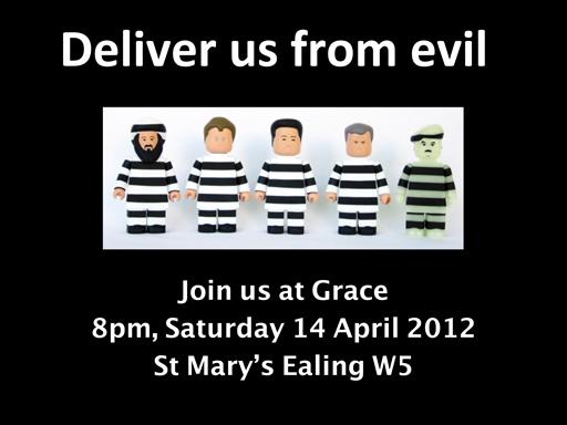 Flyer - Deliver us From Evil