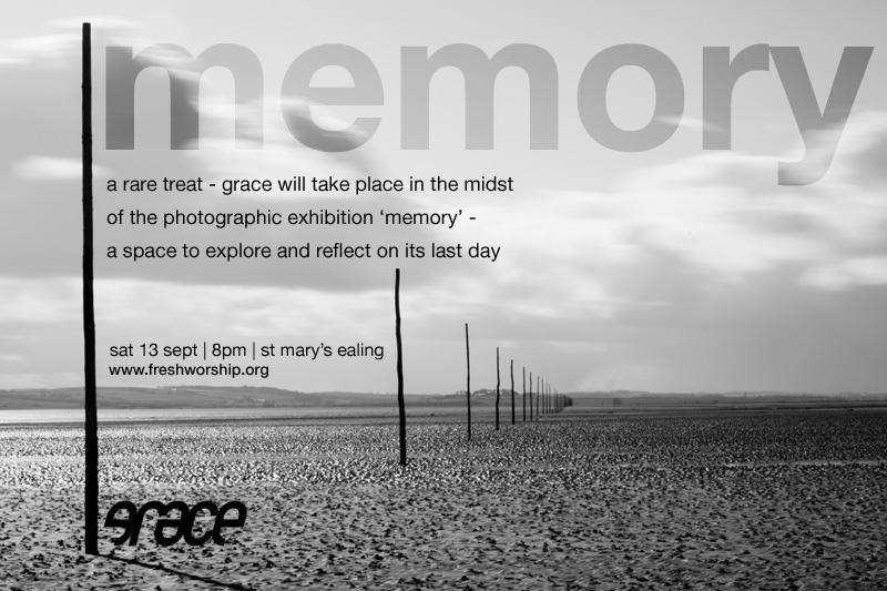 grace memory flyer