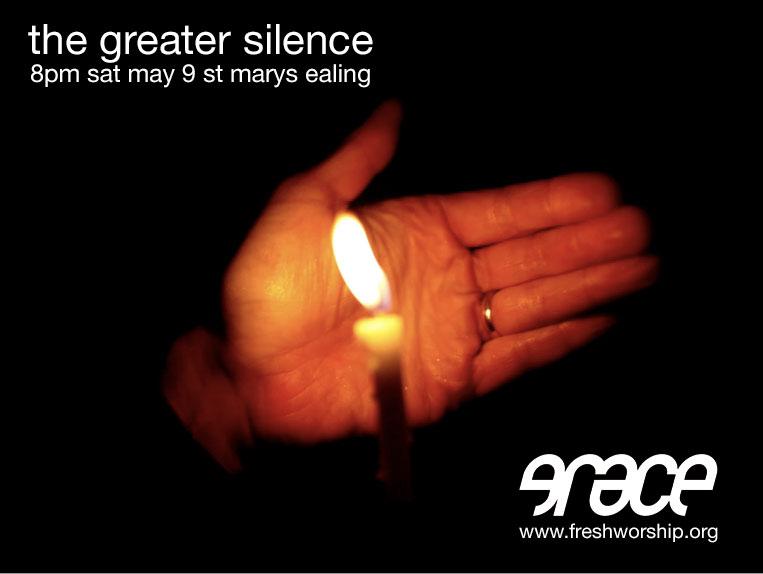 greater silence flier