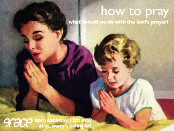 how to pray flyer may 2012