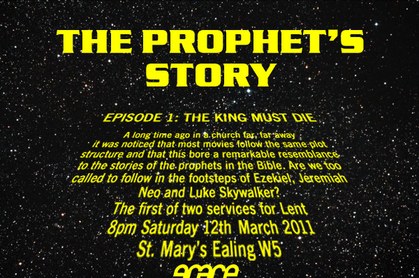 mar 11 the prophets story episode 1 flyer