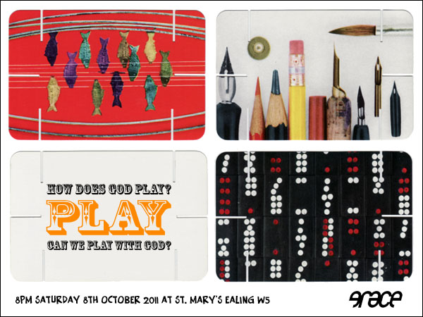 play flyer october 2011