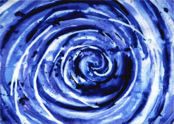 Flyer 'spiral' Sept 2003 - Jul 2004
