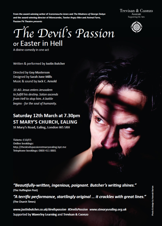 the devil's passion flyer
