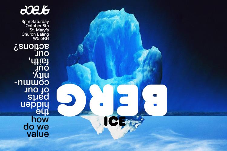 iceberg grace flyer